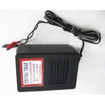 Cargador Para Bateria De Gel 6v 10ah