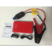 Arrancador Portatil De Auto, Moto, Lancha, Etc + Powerbank
