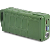 Arrancador Portatil Bateria Auto Moto Lancha + Powerbank