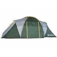 Carpa Waterdog Nature Pro 6/pers (3 Dormitorios + Comedor)