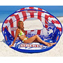 Carpa Playera Autoarmable Piso Inflable Liberty Cabana