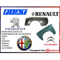 Guardabarro Delantero Peugeot 504 Pick Up