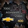Guardabarro Delantero 69 Chevrolet 400 Y Mas...