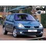 Renault Clio 2 2004-2012 - Guardaplas Pasarueda Delantero