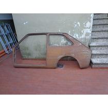 Fiat 133- Guardabarro Tras Lateral Izquierdo Completo Con Zo