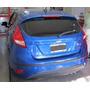Protector Paragolpe Ford Fiesta Kinetic 5 Puertas Molduras !