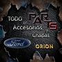 Capot 95 Importado Ford Orion Y Mas...