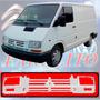 Parrilla De Frente Renault Trafic 2000 En Ad Toda Blanca