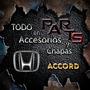 Capot Importado 90/93 Honda Accord Y Mas...