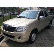 Toyota Hilux 2015 Imv Mt 2700cc 4x2 Aa 2ab Abs