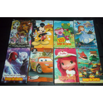 Cartas Frozen,barbie,cars,toy Story
