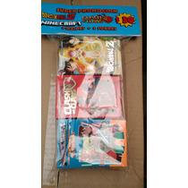 Cartas Dragon Ball Z