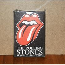Naipes De The Rolling Stones Nuevos