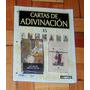 M35 Cartas De Adivinacion Las Cartas Profeticas Con Carpeta