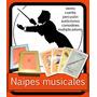 Juego De Naipes Musicales