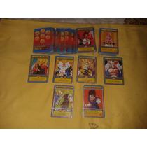 Lote De 116 Cartas Dragon Ball Z