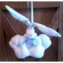 Cartel Bienvenida De Nacimiento: El Conejito Avisa¡