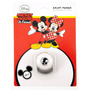 Sacabocados Con Forma Mickey Mouse 18mm - Minie Mouse Disney