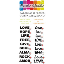 Fibrofacil,letras,palabras,frases,carteles,love,life,deco