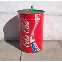 Hist.*-gran Lata Coca Cola Club 20 Lt-puede Ser Cartel-envío