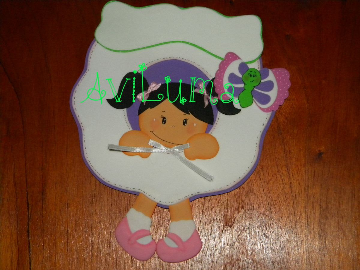 Carteles De Bienvenida Para Tu Bebe Aviluma - $ 55,00 en MercadoLibre