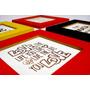 Cuadritos Originales16x16 Cm Frases Diseños ¡¡envio Gratis!!
