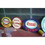Cartel Nafta Esso Extra , Automobilia , Lubricentro .