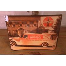 Chapa Decorativa Vintage 25x34, Coca Cola, Quilmes, Fernet.