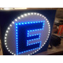 Cartel Leds Estacionamiento Simple Faz Led Aluminio 40*40