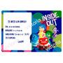 Diseño Invitaciones Cumpleaños Digitales Para Enviar E-mail
