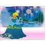 Princesas Planas 60 Cm Cenicienta Aurora Bella Jazmin Blanca