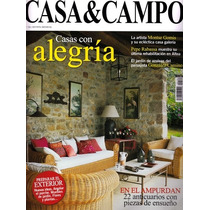 Carteles, Otros Revista Casa Y Campo Antigüedades Angostura