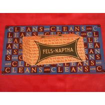 Cartel Chapa Enlozado Publicidad Antigua Replica U.s.a.