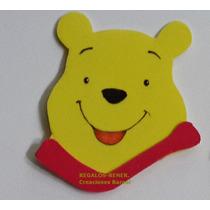 Figura Winnie Pooh Goma Eva 40 Cm