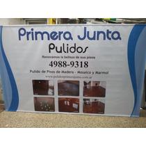 Fondo De Prensa, Banner, Carteles, Gigantografias, Banners