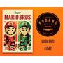 Cuadros Juegos Vintage Retro - Kodano Posters