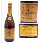 Carteles Antiguos Chapa Gruesa 60x40cm Champagne Vino Dr-198
