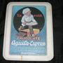 Cartel Publicidad Chocolate Aguila Express De Chapa