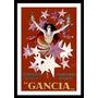 Carteles Antiguos De Chapa Gruesa 20x30cm Gancia Dr-163