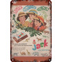 Carteles Antiguos Chapa 60x40cm Chocolatín Jack Al-181