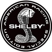Carteles Antiguos Chapa 50cm Mustang Shelby Cobra Au-029