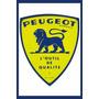 Carteles Antiguos Chapa Gruesa 60x40cm Peugeot Au-621