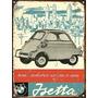 Cartel De Chapa Publicidad Antigua Bmw Isetta 300 E249