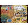 Carteles Antiguos De Chapa 60x40cm Chocolatín Jack Al-182