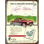 Cartel Chapa Publicidad Antigua Sport Plastico Porsche L201