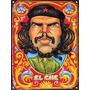 Cartel De Chapa Vintage Fileteado Che Guevara L038