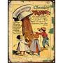 Chapa Vintage Publicidad Antigua Chocolate Aguila L604