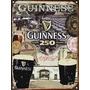 Cartel De Chapa Publicidades Antiguas Cerveza Guinness P520