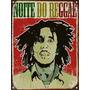 Cartel De Chapa Bob Marley Reggae X453