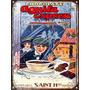 Chapa Vintage Publicidad Antigua Chocolate Aguila L609